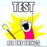 test-all-the-things